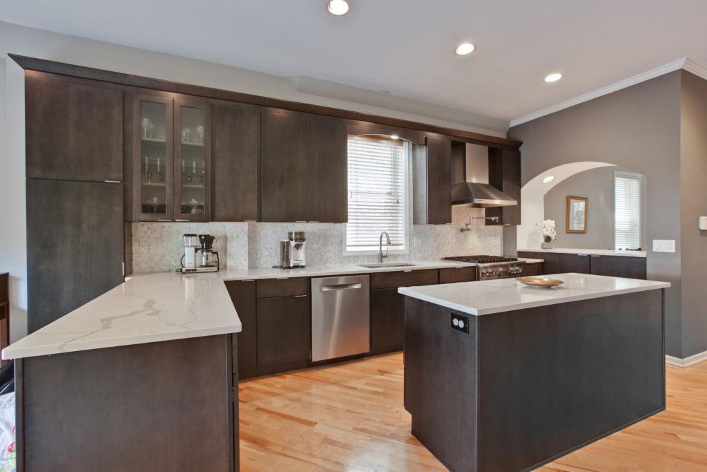 Kitchen Countertops Chicago Calacatta Classique Quartz by ...