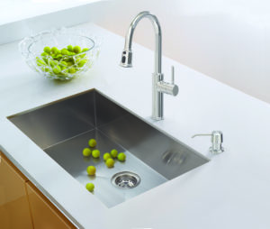 R0-S3118-16 K108SS Sink Faucet Live Picture
