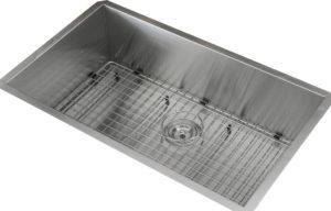 R0-S3118-16 Sink-Grid Side View