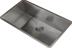R0-S3118-18 Sink Side View
