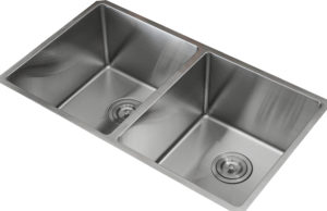 R14-D3118-16 Sink Side View