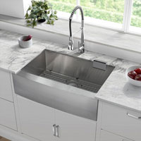 Kitchen Farm Apron Sink