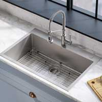 Kitchen Overmount Sink